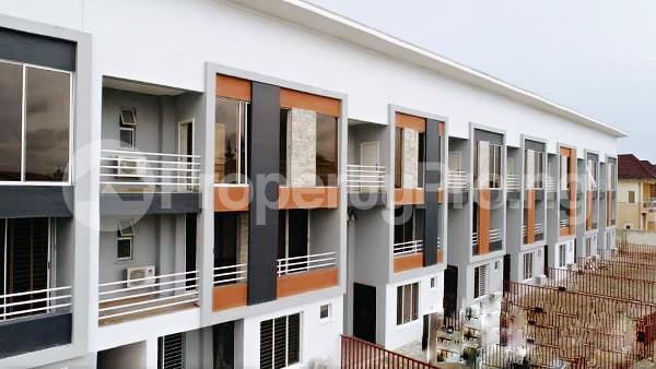 4 bedroom Semi Detached Duplex House for rent Lekki Phase 1 Lekki Lagos - 14