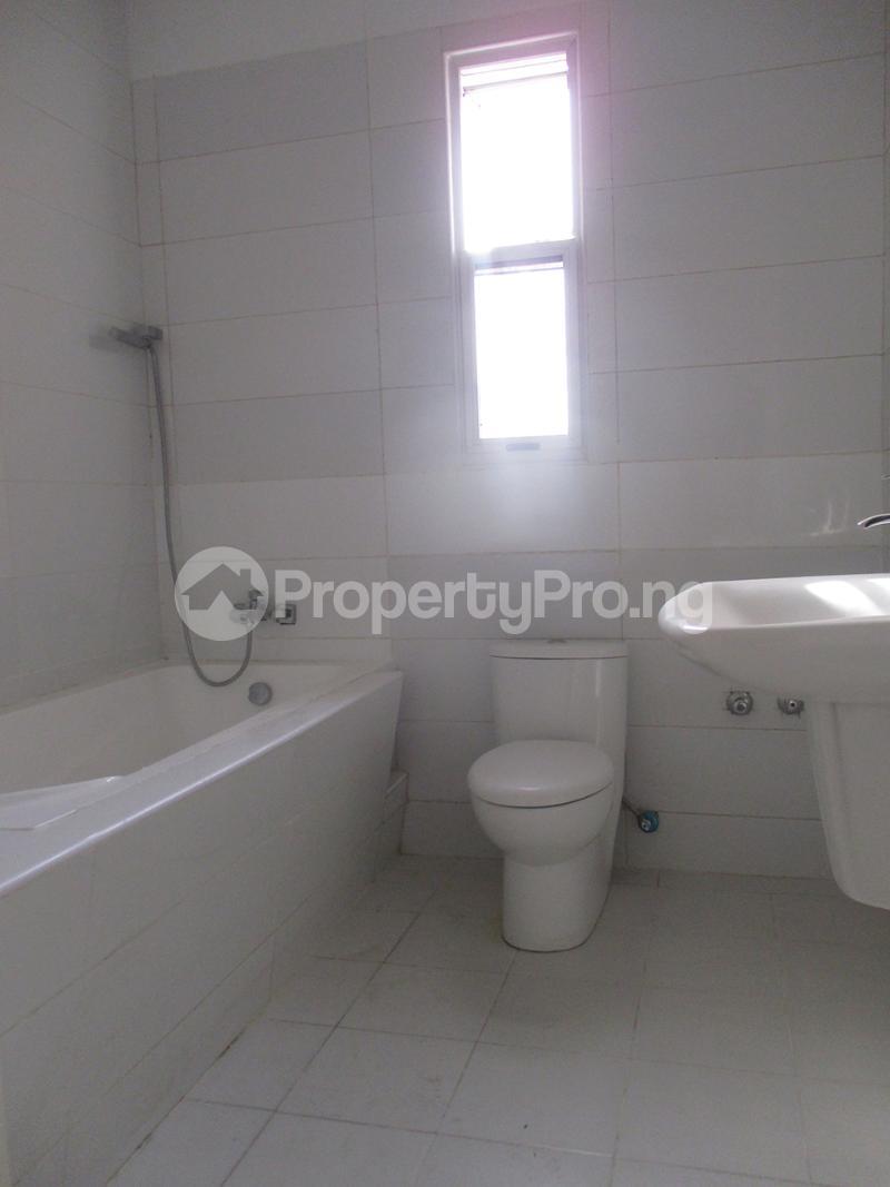 4 bedroom Semi Detached Duplex House for rent Lekki Phase 1 Lekki Lagos - 18