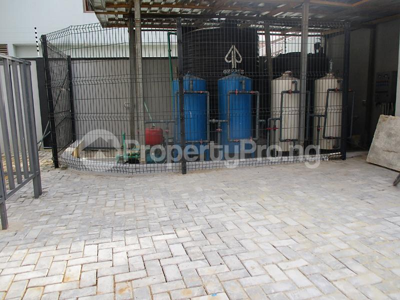 4 bedroom Semi Detached Duplex House for rent Lekki Phase 1 Lekki Lagos - 6