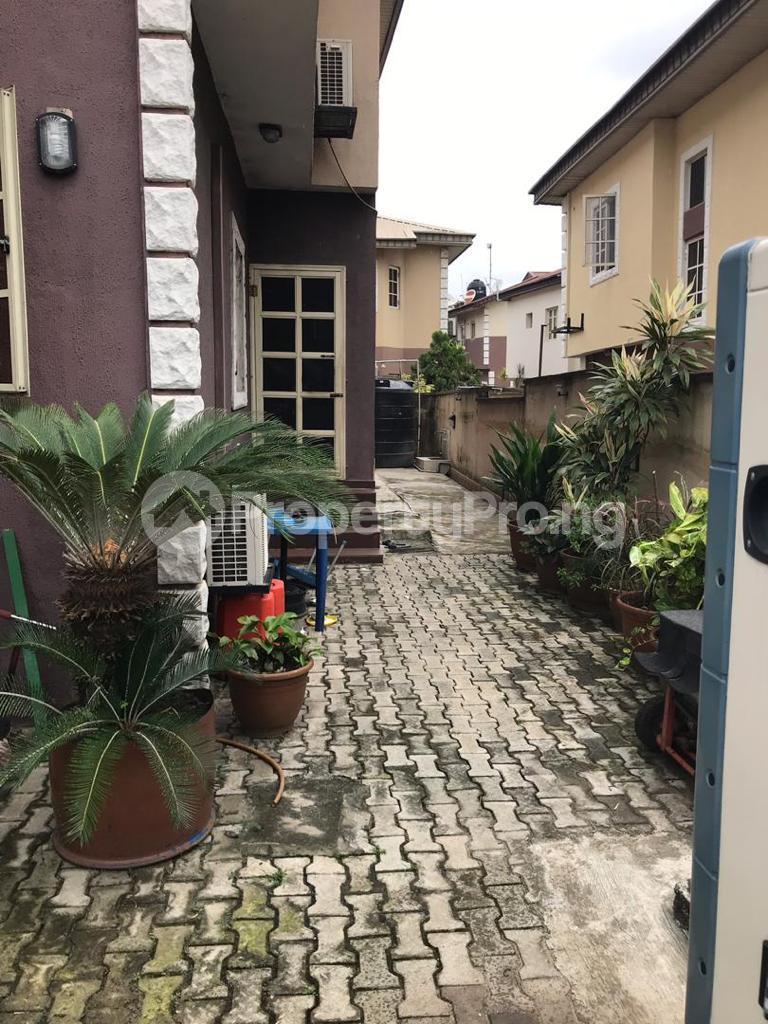 4 bedroom Detached Duplex for sale Farrano Court, Glory Estate, Gbagada Gbagada Lagos - 1