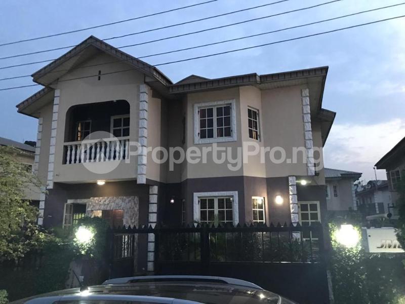 4 bedroom Detached Duplex for sale Farrano Court, Glory Estate, Gbagada Gbagada Lagos - 0