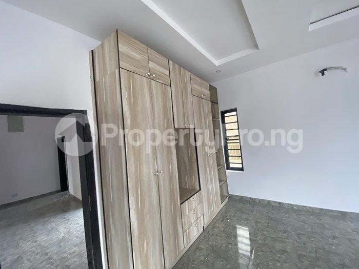 4 bedroom Detached Duplex House for sale Thomas estate Ajah Lagos - 4