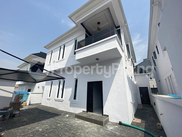 4 bedroom Detached Duplex House for sale lekki palm city  Ajah Lagos - 12