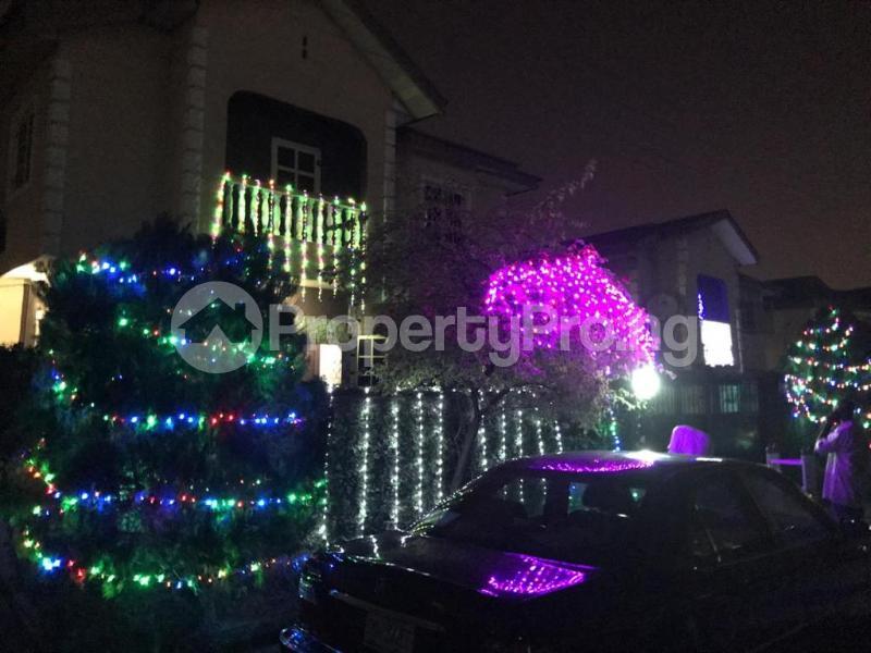 4 bedroom Detached Duplex for sale Farrano Court, Glory Estate, Gbagada Gbagada Lagos - 3