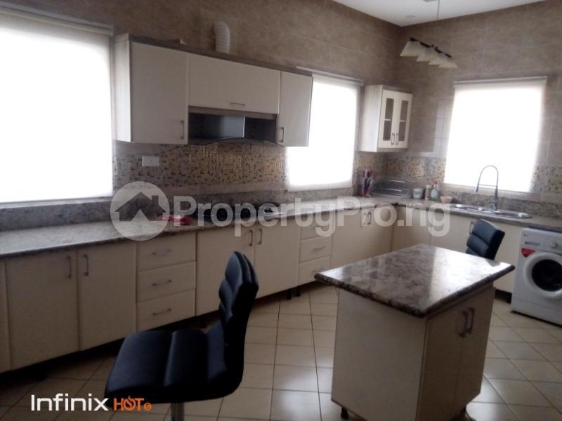4 bedroom Detached Duplex House for shortlet mega mount Ikota Lekki Lagos - 6