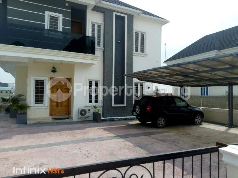 4 bedroom Detached Duplex House for shortlet mega mount Ikota Lekki Lagos - 0