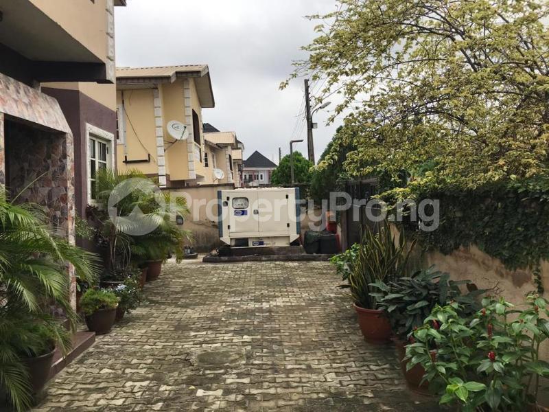 4 bedroom Detached Duplex for sale Farrano Court, Glory Estate, Gbagada Gbagada Lagos - 2