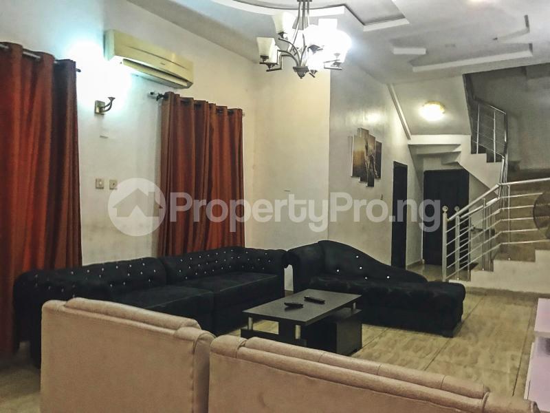 4 bedroom Semi Detached Duplex House for shortlet Ikota Royal Estate  Ikota Lekki Lagos - 6
