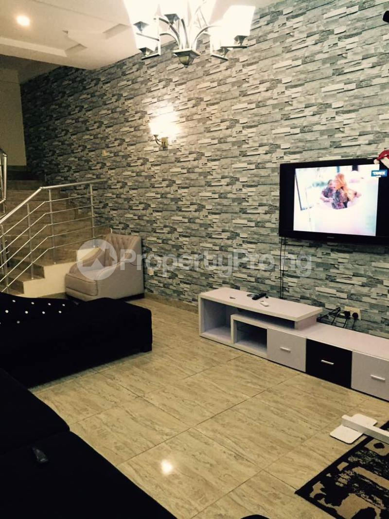 4 bedroom Semi Detached Duplex House for shortlet Ikota Royal Estate  Ikota Lekki Lagos - 1