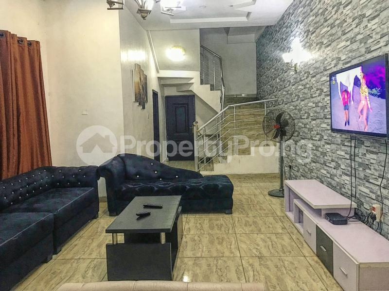 4 bedroom Semi Detached Duplex House for shortlet Ikota Royal Estate  Ikota Lekki Lagos - 7