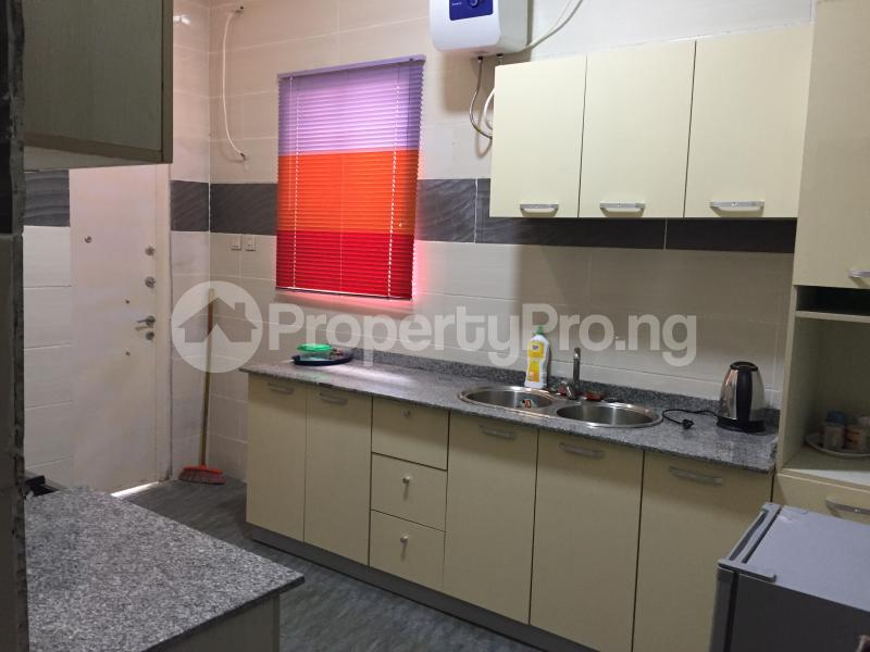 4 bedroom Semi Detached Duplex House for shortlet Ikota Royal Estate  Ikota Lekki Lagos - 0