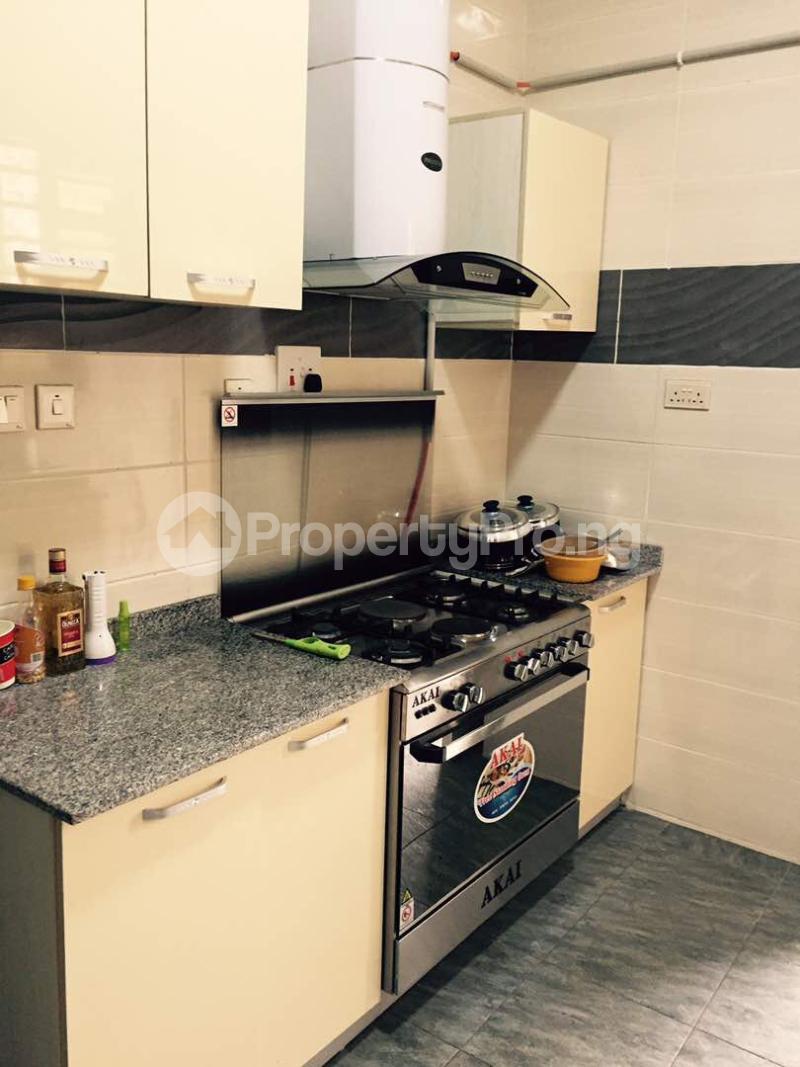 4 bedroom Semi Detached Duplex House for shortlet Ikota Royal Estate  Ikota Lekki Lagos - 3
