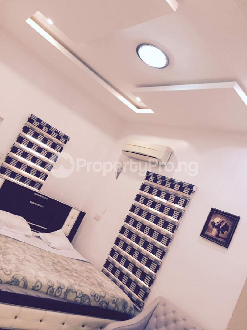 4 bedroom Semi Detached Duplex House for shortlet Ikota Royal Estate  Ikota Lekki Lagos - 2
