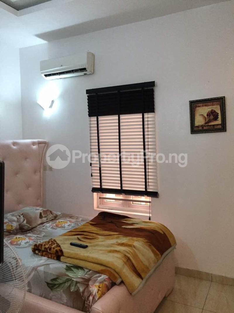 4 bedroom Semi Detached Duplex House for shortlet Ikota Royal Estate  Ikota Lekki Lagos - 4