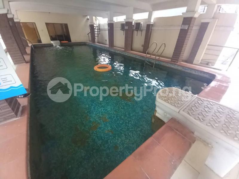 4 bedroom Terraced Duplex for rent Lekki Phase 1 Lekki Lagos - 1