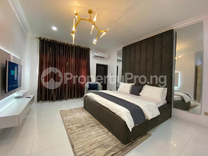 Semi Detached Duplex House for shortlet VI  ONIRU Victoria Island Lagos - 6