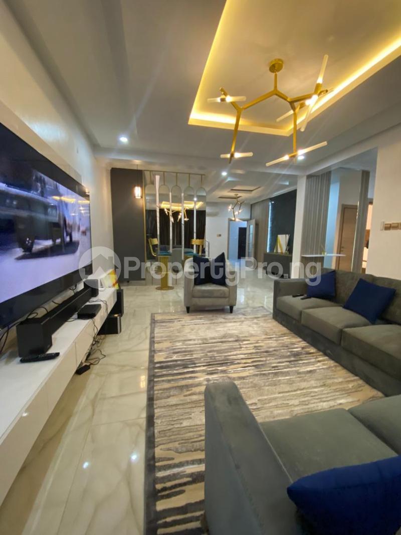 Semi Detached Duplex House for shortlet VI  ONIRU Victoria Island Lagos - 0