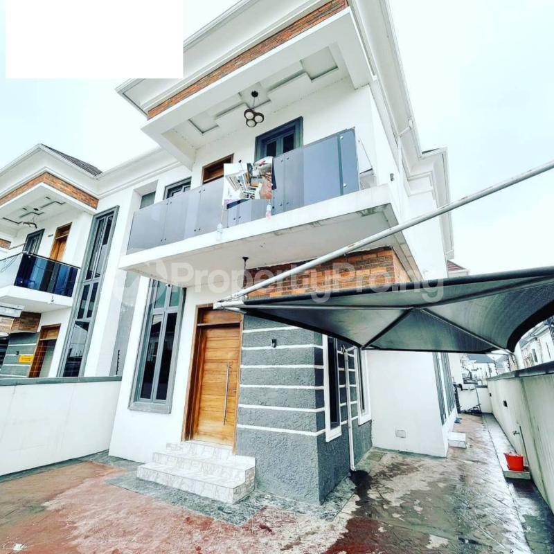 4 bedroom Semi Detached Duplex for rent Chevron Lagos Island Lagos Island Lagos - 4