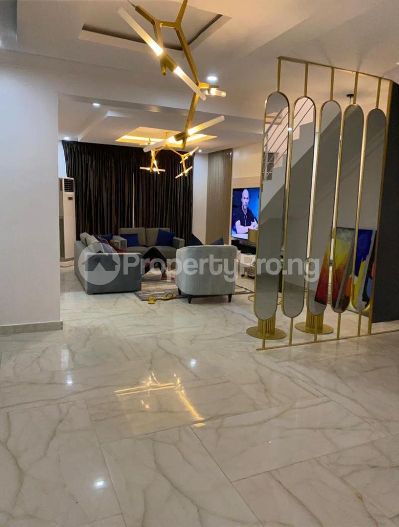 Semi Detached Duplex House for shortlet VI  ONIRU Victoria Island Lagos - 7