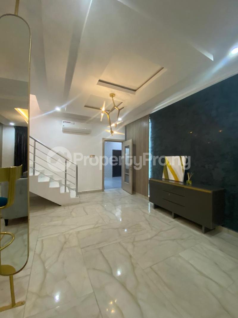 Semi Detached Duplex House for shortlet VI  ONIRU Victoria Island Lagos - 2