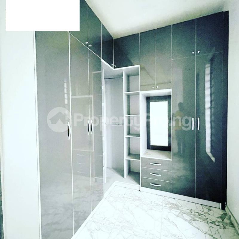 4 bedroom Semi Detached Duplex for rent Chevron Lagos Island Lagos Island Lagos - 1