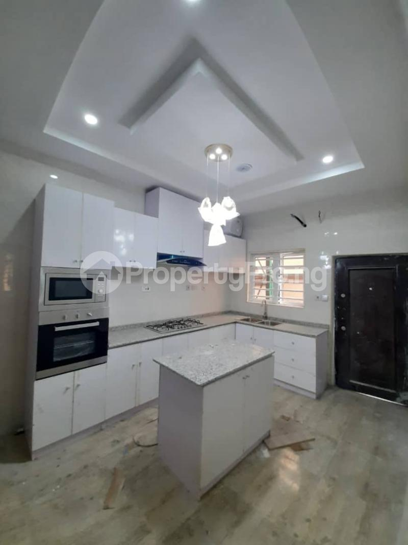 4 bedroom Semi Detached Duplex for sale Ologolo Lekki Ologolo Lekki Lagos - 9