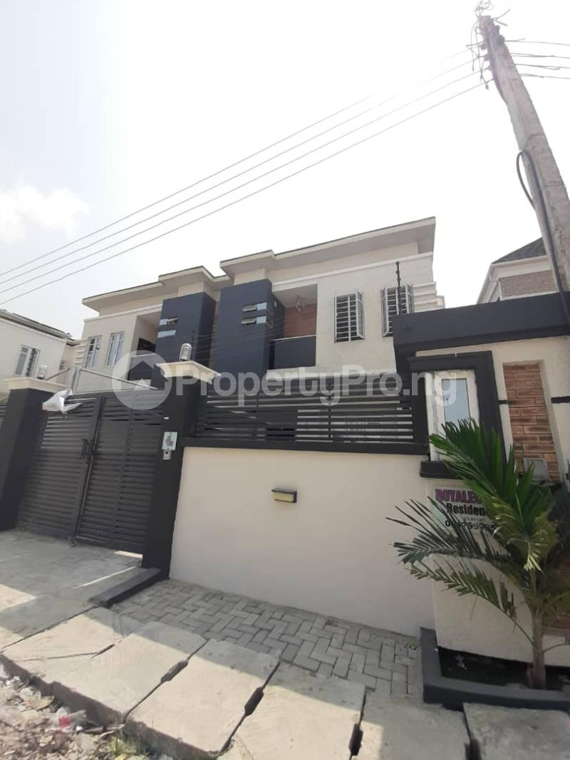 4 bedroom Semi Detached Duplex for sale Ologolo Lekki Ologolo Lekki Lagos - 0