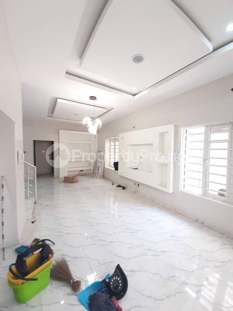 4 bedroom Semi Detached Duplex for sale Ologolo Lekki Ologolo Lekki Lagos - 4