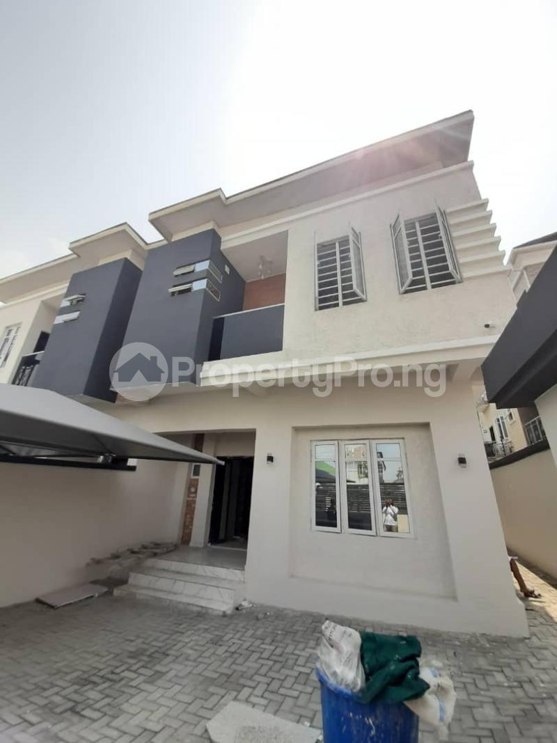 4 bedroom Semi Detached Duplex for sale Ologolo Lekki Ologolo Lekki Lagos - 1