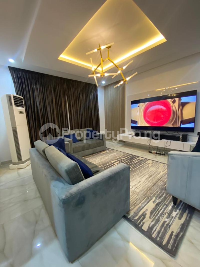 Semi Detached Duplex House for shortlet VI  ONIRU Victoria Island Lagos - 1