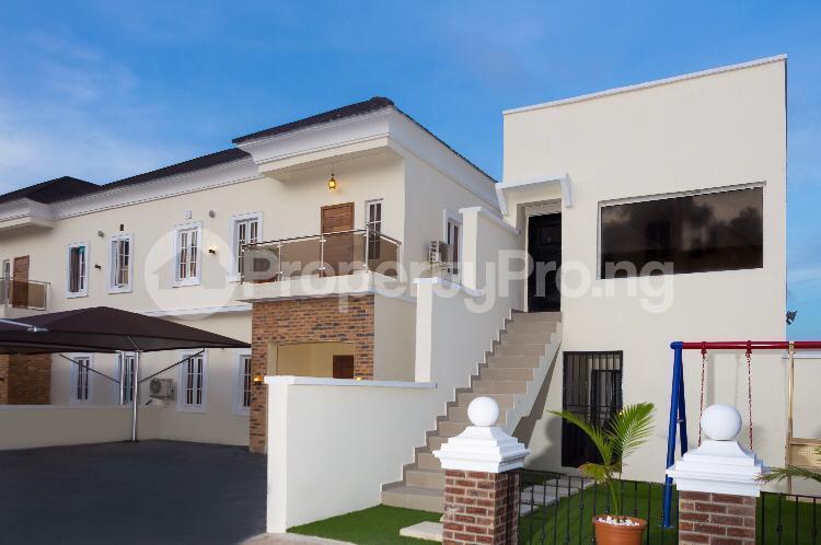 4 bedroom Semi Detached Duplex House for sale Metro Castle Atlantic Layout Olokonla Ajah Lagos - 7