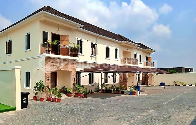 4 bedroom Semi Detached Duplex House for sale Metro Castle Atlantic Layout Olokonla Ajah Lagos - 1