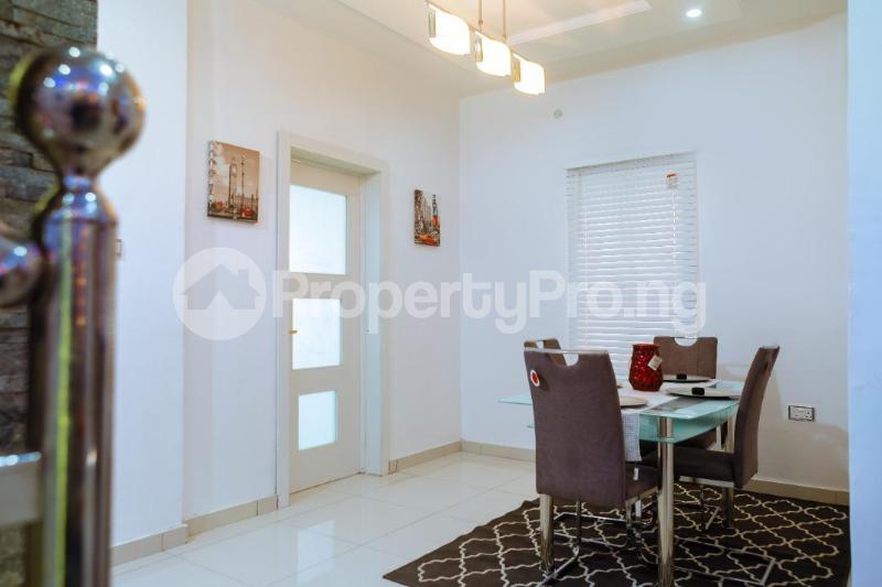 4 bedroom Semi Detached Duplex House for sale Metro Castle Atlantic Layout Olokonla Ajah Lagos - 9