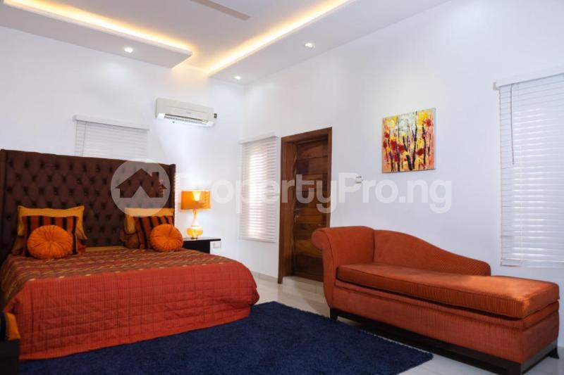 4 bedroom Semi Detached Duplex House for sale Metro Castle Atlantic Layout Olokonla Ajah Lagos - 4