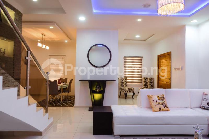 4 bedroom Semi Detached Duplex House for sale Metro Castle Atlantic Layout Olokonla Ajah Lagos - 2