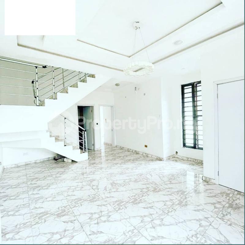 4 bedroom Semi Detached Duplex for rent Chevron Lagos Island Lagos Island Lagos - 3