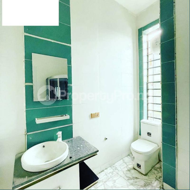 4 bedroom Semi Detached Duplex for rent Chevron Lagos Island Lagos Island Lagos - 0
