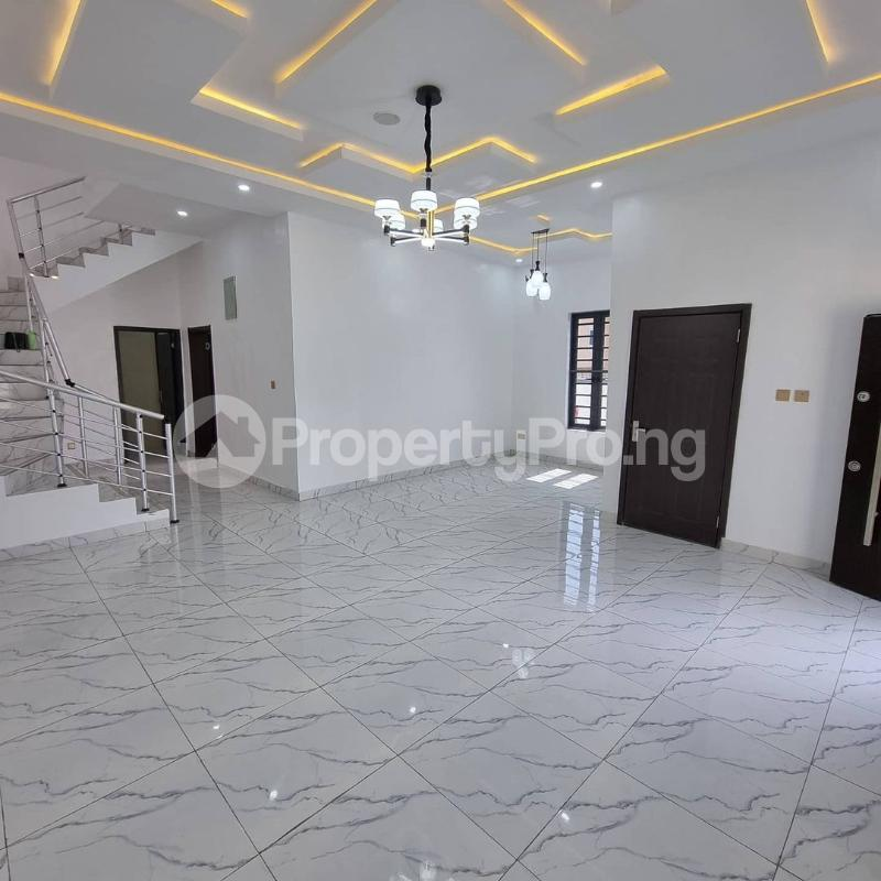 4 bedroom Semi Detached Duplex for sale Lekki Ajah Rd Ajiwe Ajah Lagos - 1