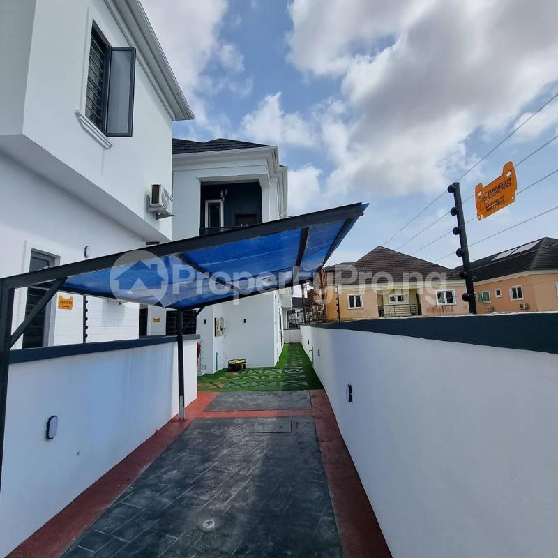 4 bedroom Semi Detached Duplex for sale Lekki Ajah Rd Ajiwe Ajah Lagos - 0