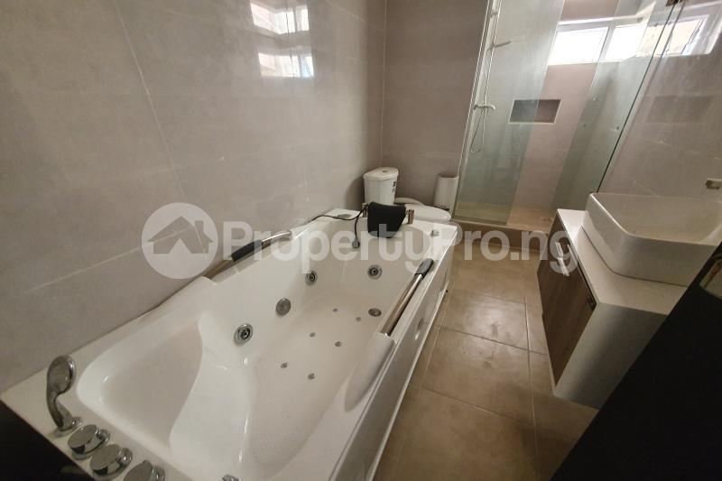 4 bedroom Semi Detached Duplex House for sale Osapa Axis Lekki Lagos - 17