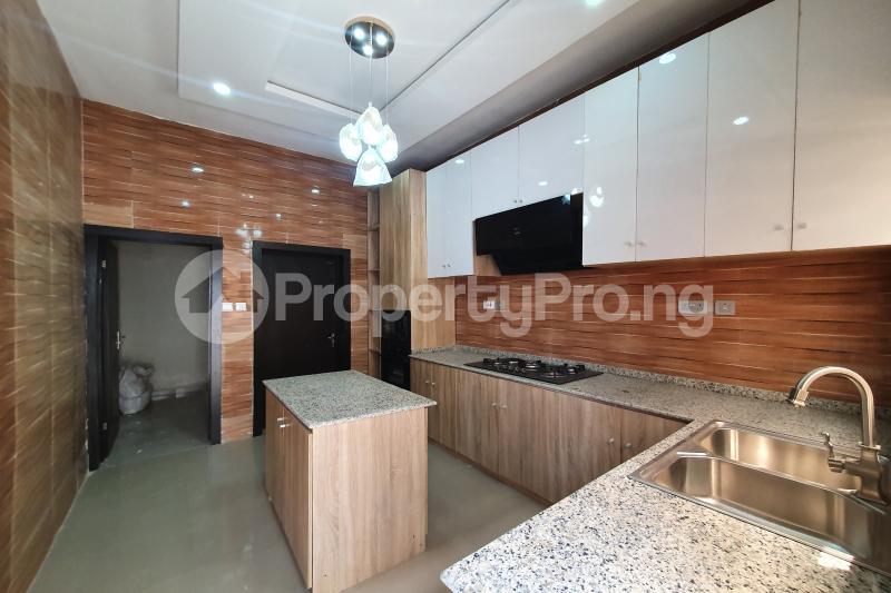 4 bedroom Semi Detached Duplex House for sale Osapa Axis Lekki Lagos - 6