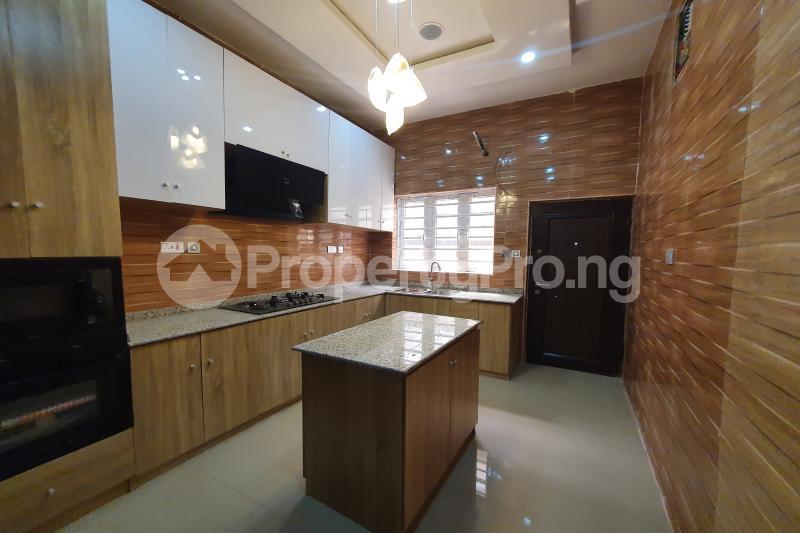 4 bedroom Semi Detached Duplex House for sale Osapa Axis Lekki Lagos - 9