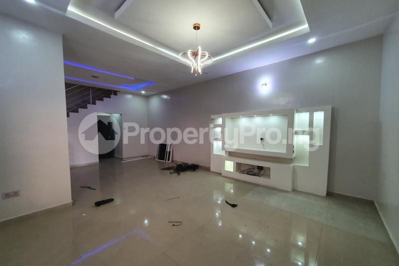 4 bedroom Semi Detached Duplex House for sale Osapa Axis Lekki Lagos - 4