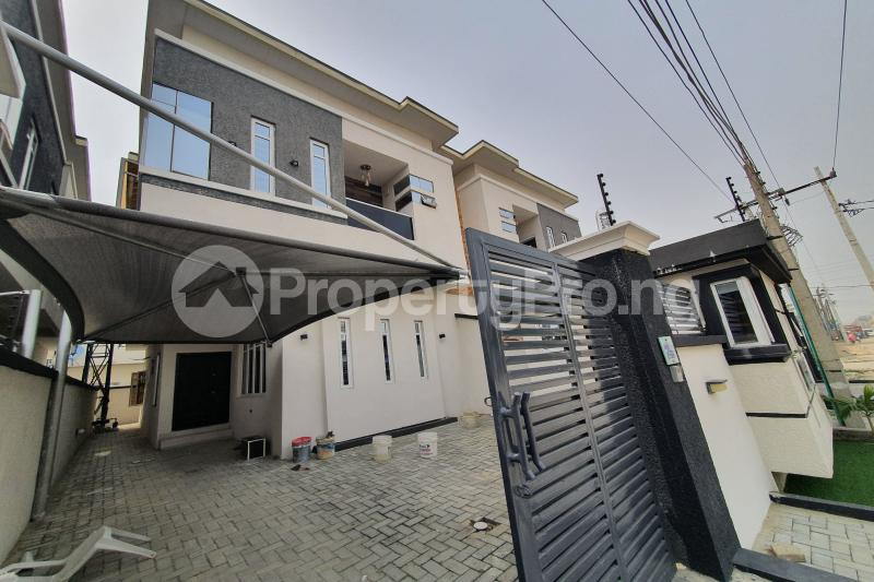 4 bedroom Semi Detached Duplex House for sale Osapa Axis Lekki Lagos - 1