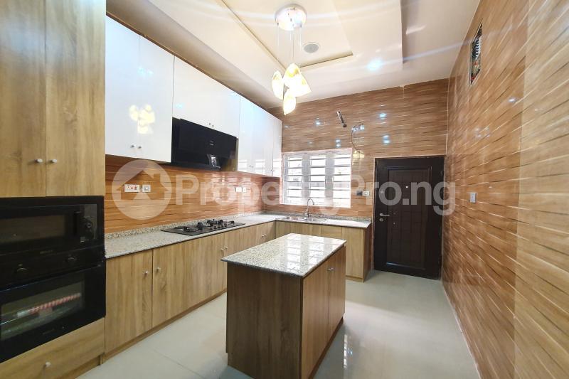 4 bedroom Semi Detached Duplex House for sale Osapa Axis Lekki Lagos - 8