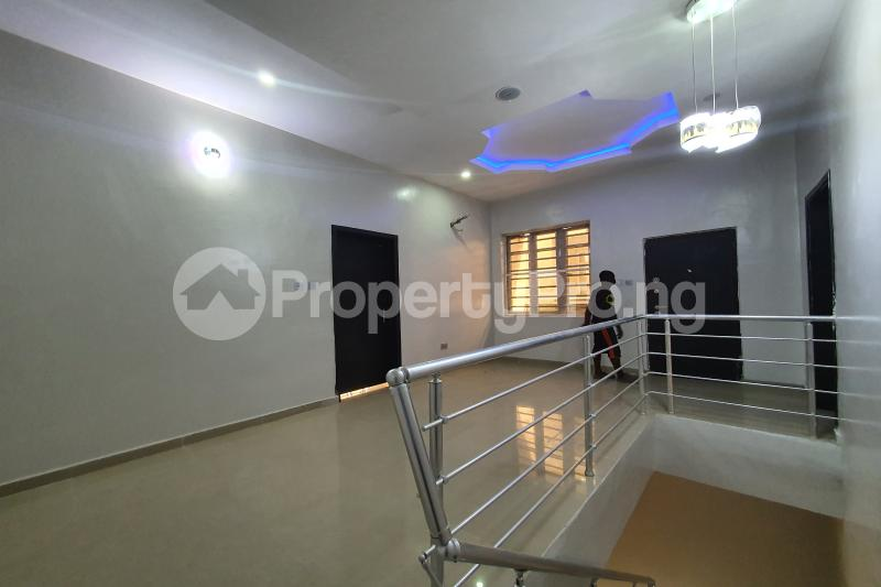 4 bedroom Semi Detached Duplex House for sale Osapa Axis Lekki Lagos - 10