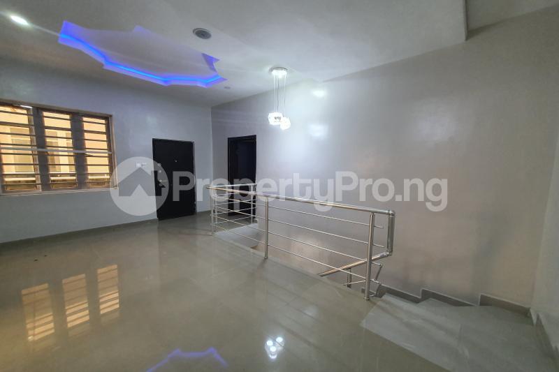 4 bedroom Semi Detached Duplex House for sale Osapa Axis Lekki Lagos - 11