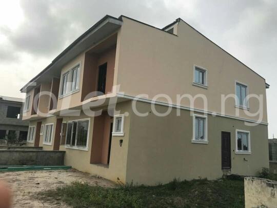4 bedroom House for sale Oribanwa Lakowe Ajah Lagos - 2