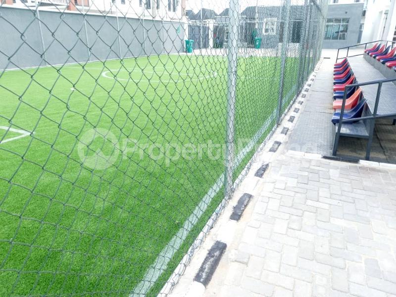 4 bedroom Terraced Duplex for sale Orchid Road Ikota Lekki Lagos - 17