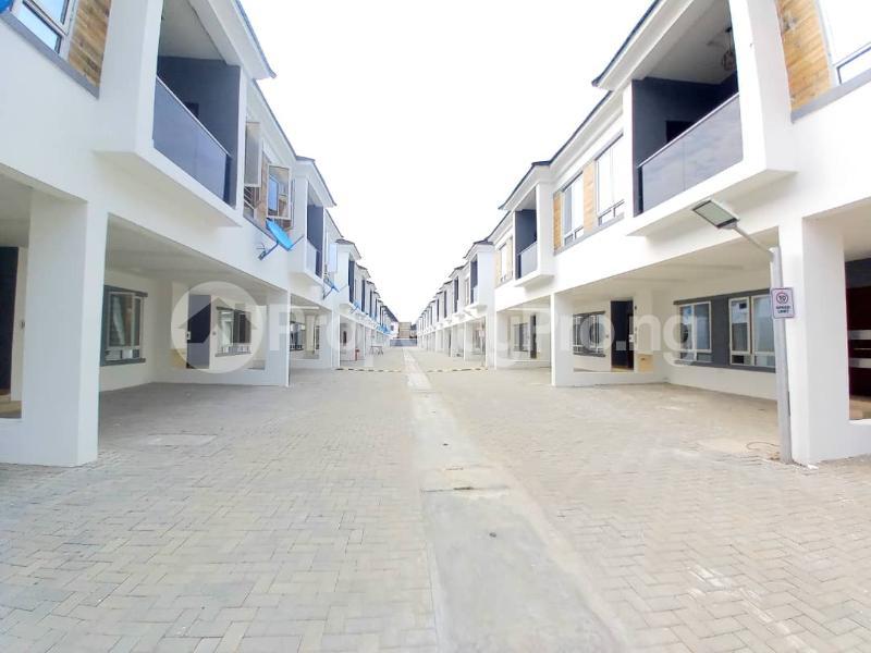 4 bedroom Terraced Duplex for sale Orchid Road Ikota Lekki Lagos - 2